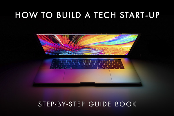 Step-by-step guide book by Slava Baranovskiy founder of Eligent Club, Tech Entrepreneur, Entrepreneur in Residence of Brunel Business School, tech startup founder